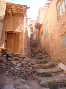 neighborhood-in-Abyaneh