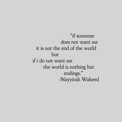 Image result for nayyirah waheed